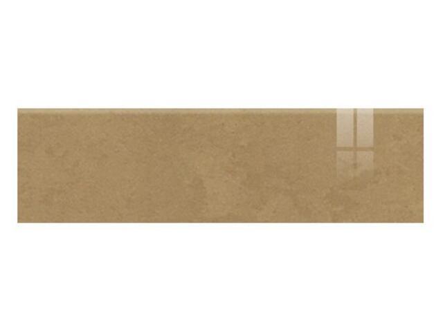 Cokół gresowy Calabria brown poler 8x29,55