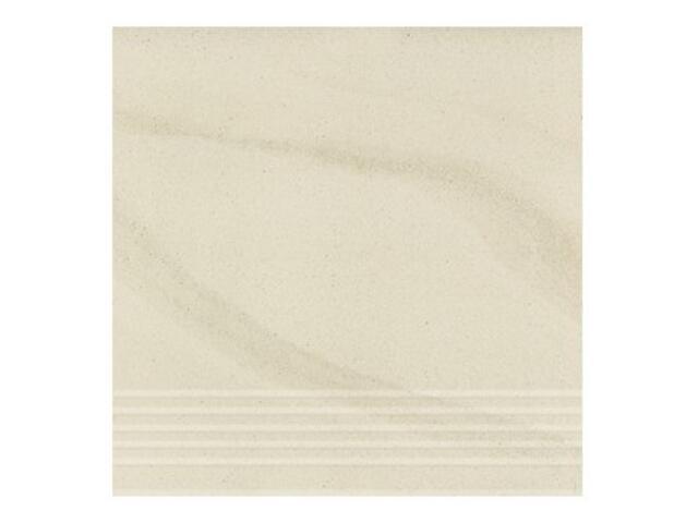 Gres Kando bianco stopnica 29,55x29,55