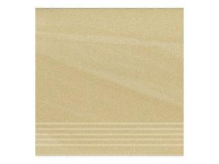 Gres Kando giallo stopnica 29,55x29,55 Opoczno