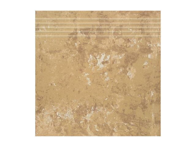 Gres Calabria brown stopnica 29,55x29,55