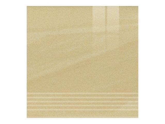 Gres Kando giallo stopnica poler 29,55x29,55