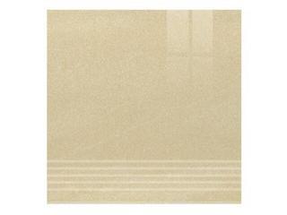 Gres Kando beige stopnica poler 29,55x29,55 Opoczno