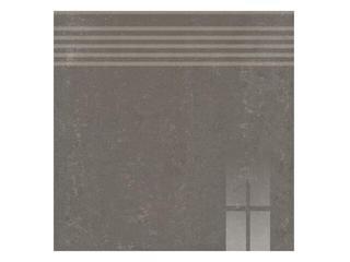 Gres Calabria nero stopnica poler 29,55x29,55