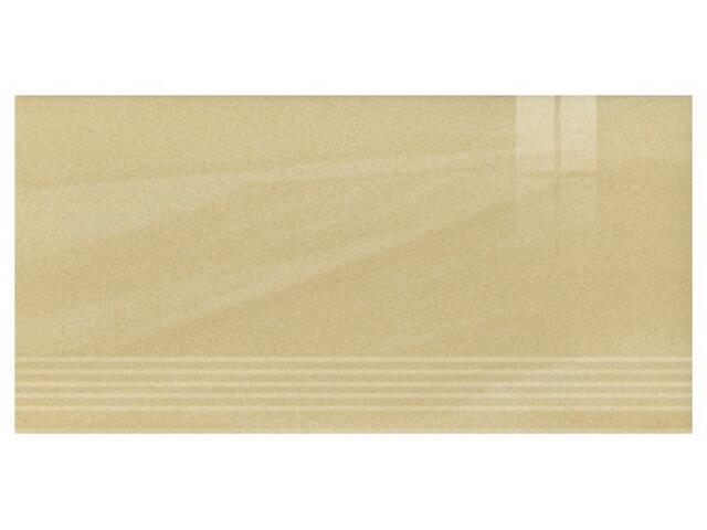 Gres Kando giallo stopnica poler 29,55x59,4