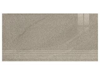 Gres Kando grys stopnica poler 29,55x59,4 Opoczno