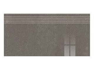Gres Calabria nero stopnica poler 29,55x59,4