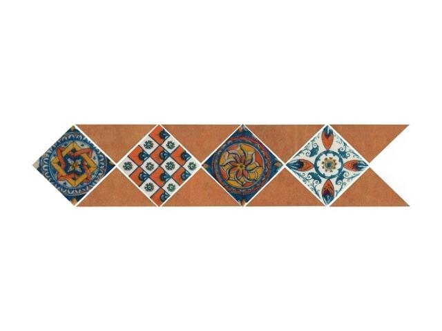 Klinkier Sophistic Faenza listwa 7,6x30 Paradyż