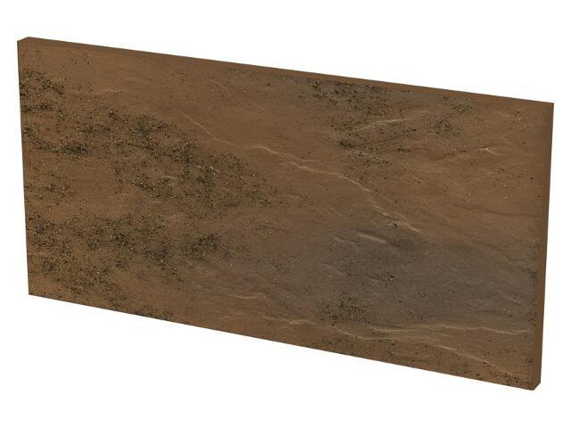 Klinkier Semir Beige podschodowy strukturalny 14,8x30 Paradyż