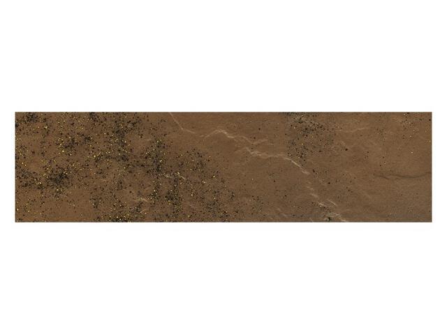 Klinkier Semir Beige elewacyjny strukturalny 6,58x24,5 Paradyż
