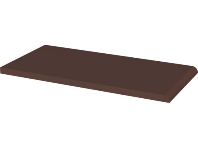 Klinkier Natural Brown parapet 30x14,8 Kwadro