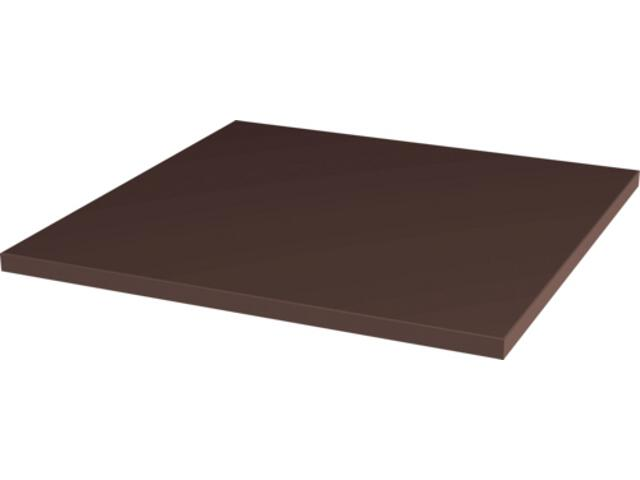 Klinkier Natural Brown bazowy 30x30 Kwadro