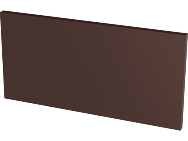 Klinkier Natural Brown bazowy podschodowy 14,8x30 Kwadro