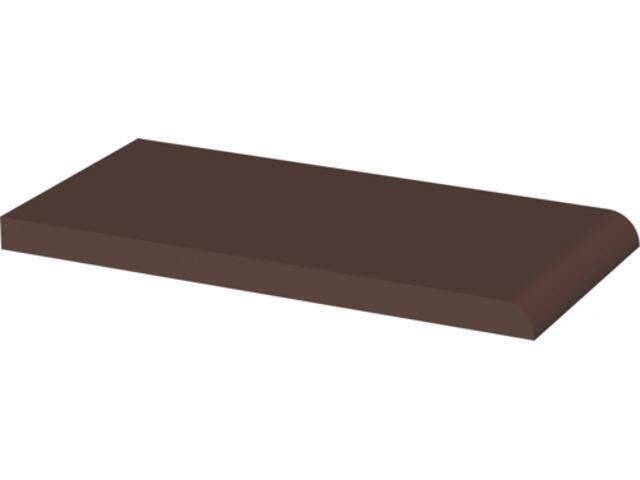Klinkier Natural Brown parapet 20x10 Kwadro