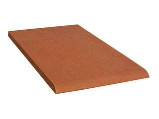 Klinkier Solar orange parapet b 24,5x13,5 Opoczno