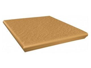 Klinkier Simple sand kapinos narożny strukturalny 3-d 33x33 Opoczno