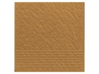 Klinkier Simple sand stopień strukturalny 3-d 30x30 Opoczno