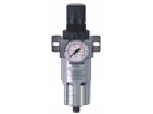 """Reduktor ciśnienia do narzędzi pneumatycznych FR180 1/4"""" Metabo"""