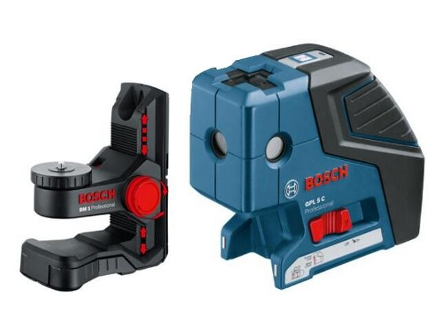 Laser GPL 5C + BM 1 601066302 Bosch