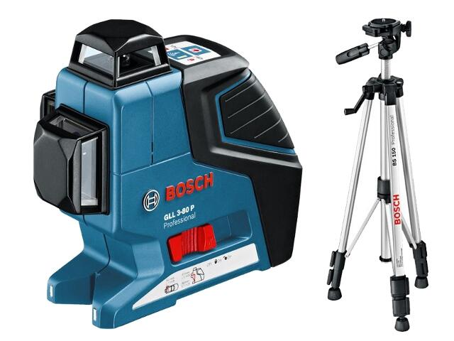 Laser GLL 2-80 P + BS 150 601063201 Bosch