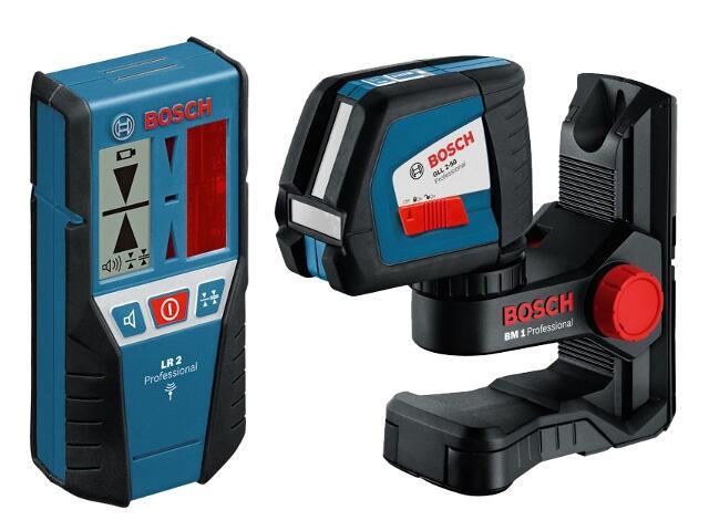 Laser GLL 2-50 + LR2 + BM1 601063103 Bosch
