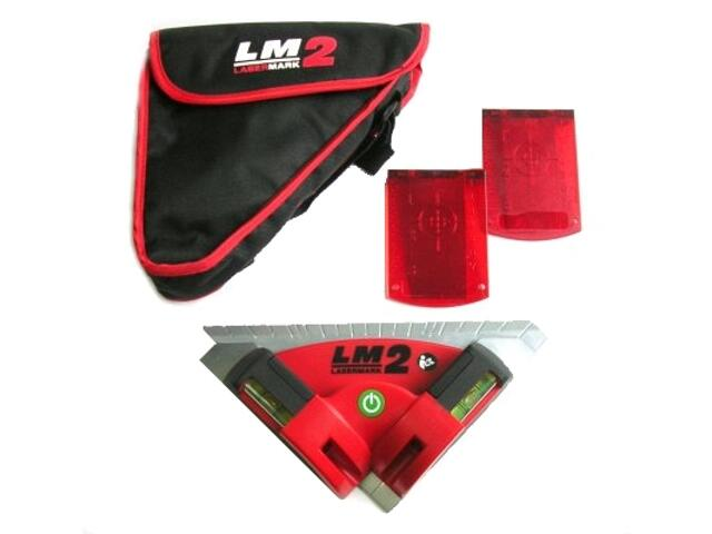 Laser LM2-R-EU (czerwony) CST/berger