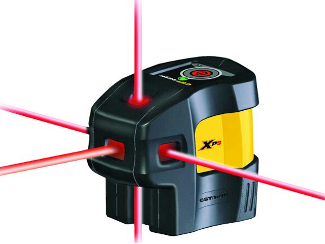 Laser XP5-EU CST/berger