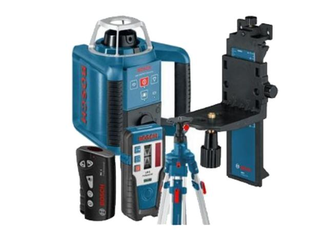 Laser GRL 150 HV Set + RC 1 + WM 5 + BT 300 HD + GR 240 Bosch