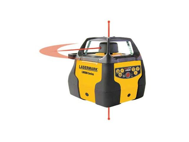 Laser obrotowy LM800DPI CST/berger
