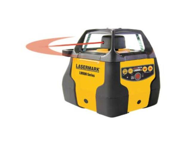 Laser obrotowy LM800GR CST/berger