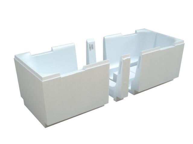 Nośnik do wanien prostokątnych 120-170x70cm dzielony (1.028/W) Sched-Pol