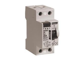 Wyłącznik różnicowoprądowy KR6 40/003/2 Kanlux