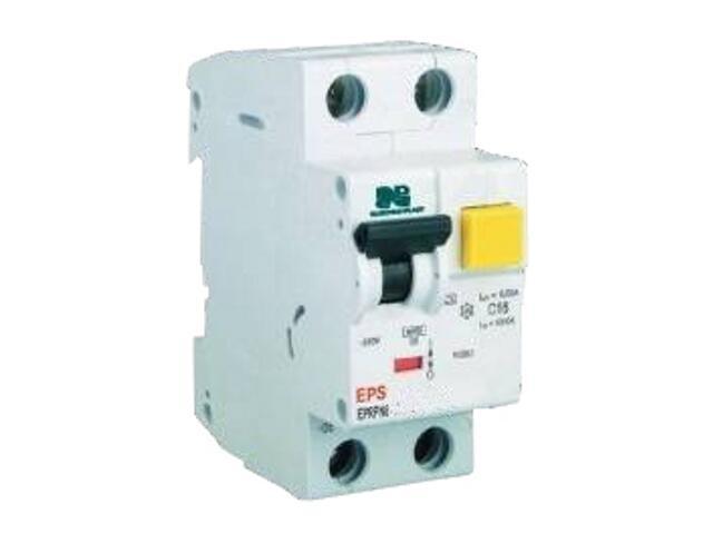 Wyłącznik nadprądowy nadmiarowy EPRPN6-20/1N/B/0,03 Elektro-plast N.
