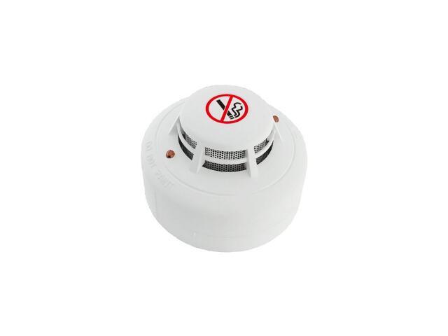 Czujnik sygnalizator dymu papierosowego ALG-61B8 do centralki alarmowej Eura-Tech