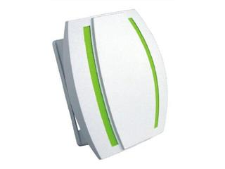 Dzwonek przewodowy KAMELEON, biało-zielony Videotronic