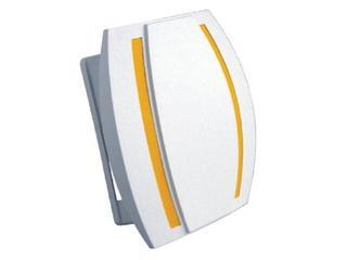 Dzwonek przewodowy KAMELEON, biało-żółty Videotronic