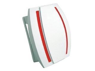 Dzwonek przewodowy KAMELEON, biało-czerwony Videotronic