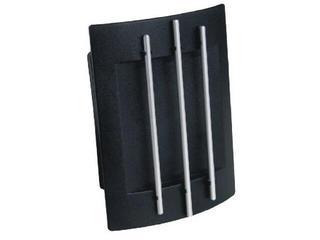 Dzwonek przewodowy LUPO - czarny Videotronic