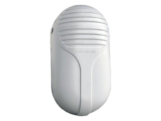 Dzwonek przewodowy STANDARD 01, biały Videotronic