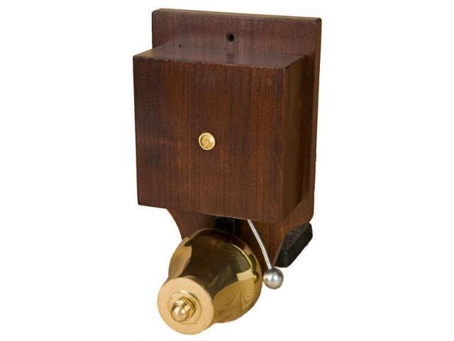 Dzwonek przewodowy RETRO DNT-971 8V ciemny Zamel