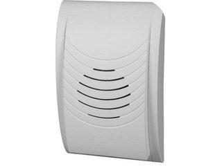 Dzwonek przewodowy KOMPAKT DNS-002/N 230V biały Zamel