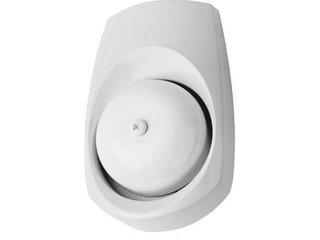 Dzwonek przewodowy czaszowy DNS-001/N 230V biały Zamel
