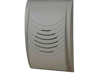 Dzwonek przewodowy KOMPAKT DNS-002/N 230V szary Zamel