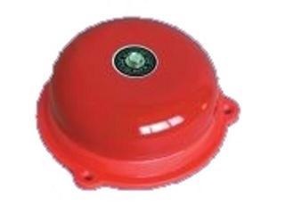 Dzwonek przewodowy przemysłowo-szkolny XH-B1 czerwona czasza 150 mm, PCV Videotronic