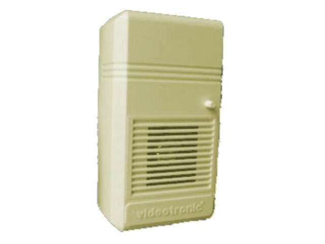 Dzwonek przewodowy TONUS DING DONG 05 regulacja głośności, bezowy Videotronic