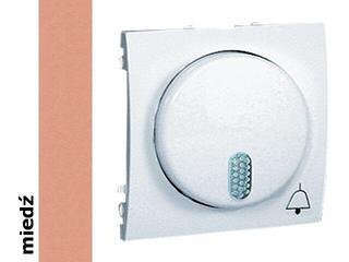 Łącznik modułowy Classic transformatorowy 8-12V MDT1.01/24 miedź Kontakt Simon