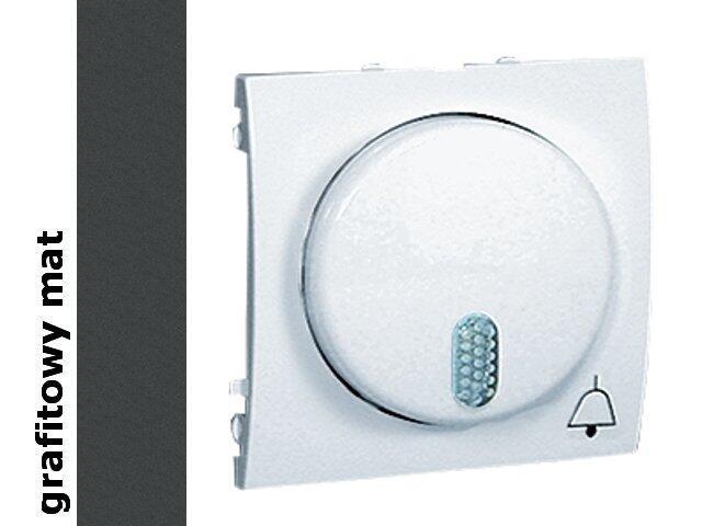 Łącznik modułowy Classic transfor. 8-12V MDT1.01/28 matowy grafit Kontakt Simon