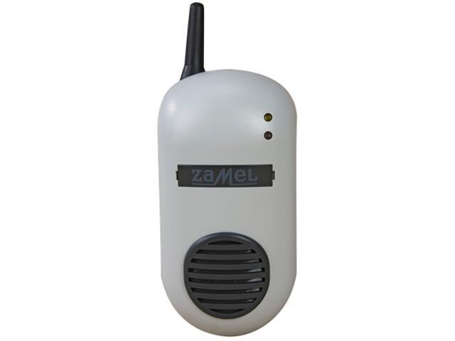 Dzwonek bezprzewodowy BULIK DRS-982 230V Zamel