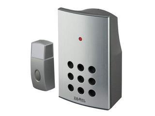 Dzwonek bezprzewodowy ALCALINO ST-337 hermetyczny Zamel