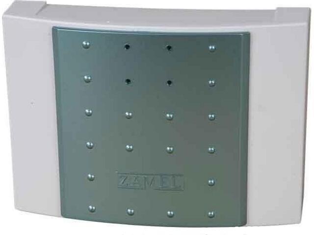 Dzwonek przewodowy 16 melodii DNU-912/N 8-230V zielony metalik Zamel