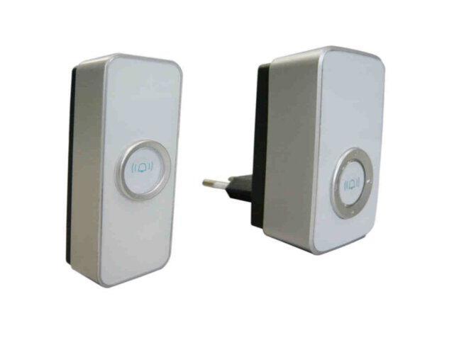 Dzwonek bezprzewodowy WDP-09A9 32 melodie z polifonią 24 przycisk IP 44 Eura-Tech